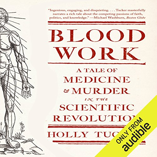 Blood Work audiobook cover art