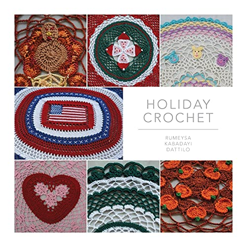 Compare Textbook Prices for Holiday Crochet  ISBN 9798739685896 by Dattilo, Rumeysa