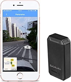 $47 » Bolokuki Car GPS Tracker Magnetic for Vehicle Truck Tracking Device Backpack GPS Locator Anti-dismantling Alarm Real Time ...