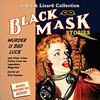 Black Mask 2: Murder Is Bad Luck - and Other Crime Fiction from the Legendary Magazine cover art