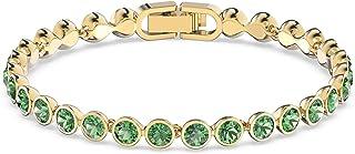 SWAROVSKI Tennis Bracelet One Size green