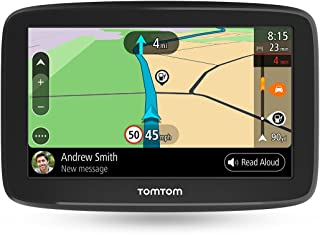 TomTom GPS Voiture GO Basic 6'' – 6 Pouces Cartographie Europe 49, Trafic via..