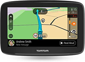 TomTom GO Basic, GPS para coche, 5 pulgadas, actualizaciones