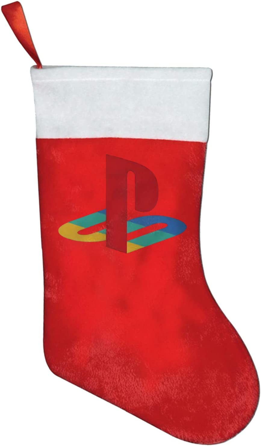 Playstation Kids Cosy Socks 2 Pairs Winter Warm Unisex Children Socks Xmas Gift