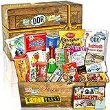 Geschenke Süßigkeiten - Geschenke zu Geburtstag für Frauen - DDR Box