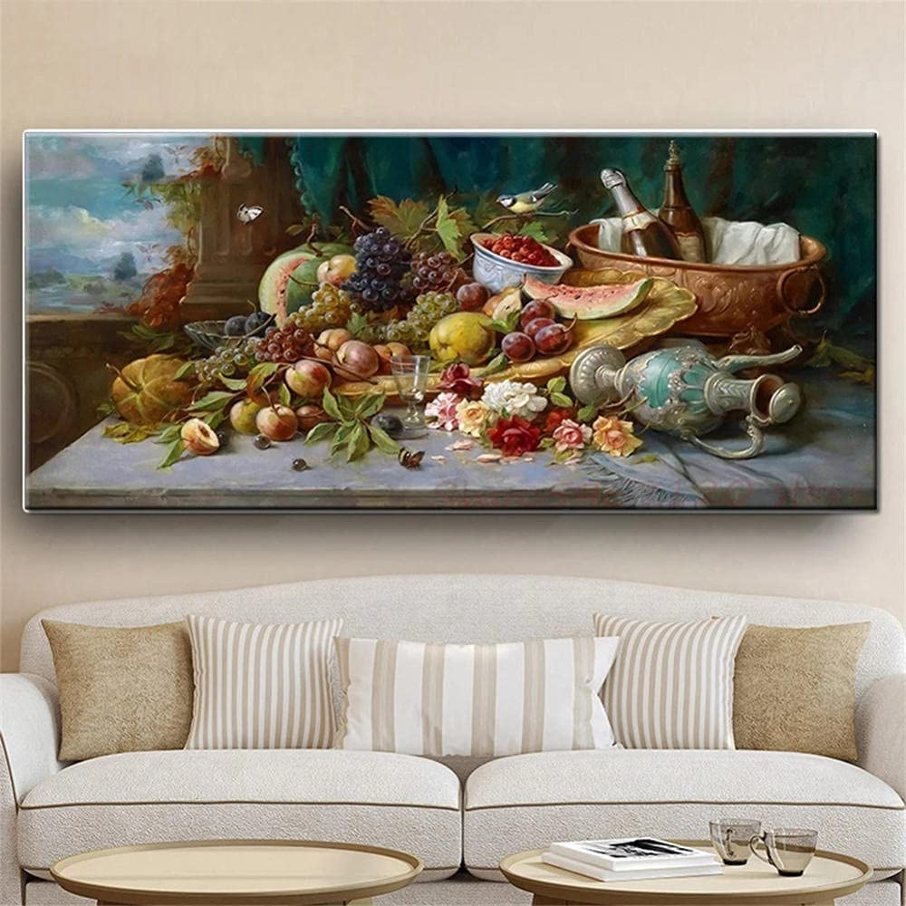 DIY 5D Diamond Painting by Number Wine Outlet SALE Kits Food Fruit Popular standard