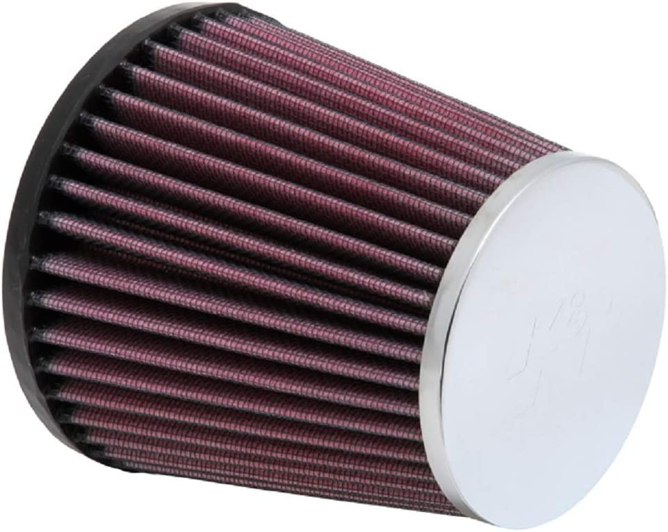 KN Universal Clamp-On Seattle Mall Air Max 77% OFF Filter: High Premium Re Performance