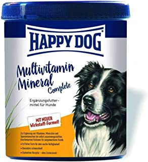 Happy Dog Multivitamin Mineral Complete 400GM