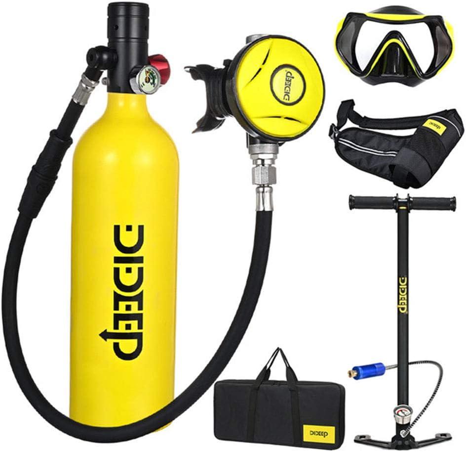 Lecxin Tauchen Sauerstoffflasche Sauerstoffflasche Hochdruckluftpumpe Scuba Tank Refill Adapter Set Tauchen Atmen Unterwasser Tragbar Und Praktisch Mit Manometer