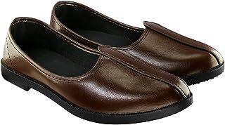 Blinder Black Jalsa Nagra Jutti Mojaris Jutis Shoe