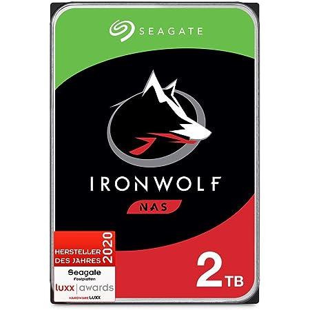 Seagate Ironwolf Nas Interne Festplatte 2 Tb Hdd 3 5 Computer Zubehör
