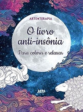 O livro anti-insônia para colorir e relaxar