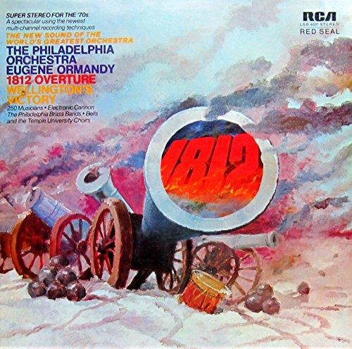 Tschaikowsky: 1812 Ouvertüre / Beethoven: Wellingtons Sieg [Vinyl LP] [Schallplatte]