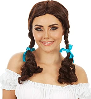 ALLAURA Dorothy Costume Wig