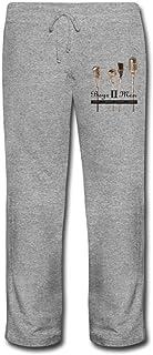 Boyz II Men Women's Sweatpants Lightweight Jog Sports Casual Trousers Running Training Pants