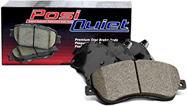 Centric 105.0905 Posi-Quiet Ceramic Brake Pad with Shims