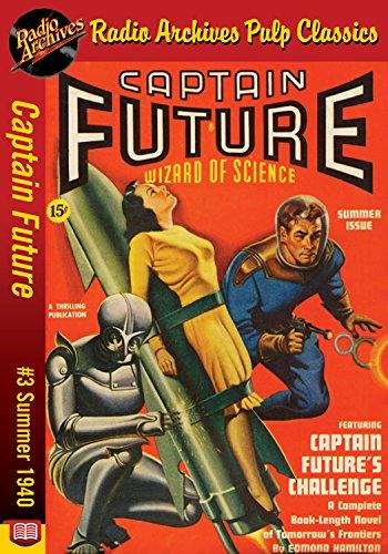 Captain Future #3 Captain Future's Chall (English Edition)