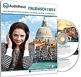 AudioNovo Italienisch II - Italienisch lernen für Anfänger und Wiedereinsteiger (Audio Sprachkurs 24Std, inkl. iOS und Android App)