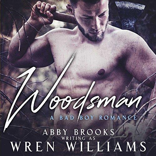 Woodsman audiobook cover art