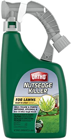 Ortho Nutsedge Killer for Lawns: Ready-To-Spray