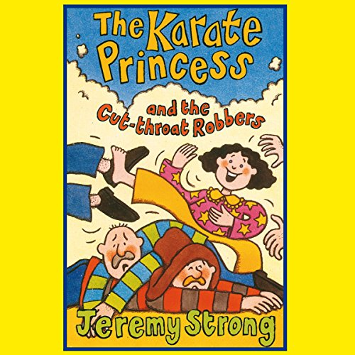 Karate Princess and the Cut Throat Robbers cover art