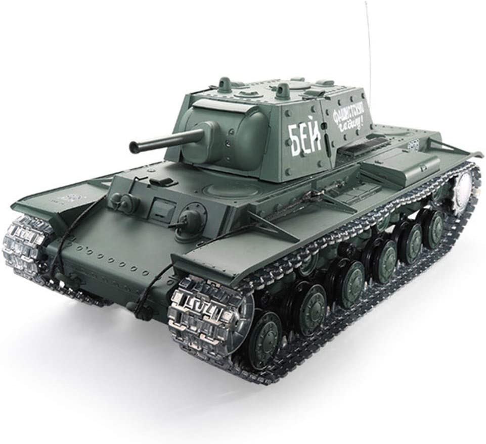 UTYING Clearance 1:16 Soviet KV - Super sale 1 Tank Remote Control 'S Al sold out. 2.4G