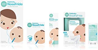Sponsored Ad - Cold and Flu NoseFrida Bundle- 5 Items by Frida Baby