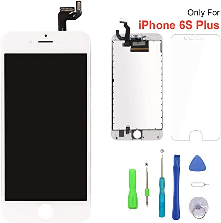 brand new 84697 1aa96 Amazon.com: iPhone 6/6S Plus - Replacement Parts / Accessories: Cell ...