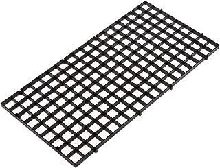 YDZN Aquarium Fish Tank Isolation Plate Divider Filter Patition Board Net Divider,11.81''x5.91''