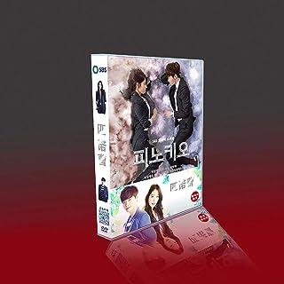 韓国ドラマ「Pinocchio」피노키오 TV+OST Lee Jong Suk/Park Shin Hye 全20話を収録した11枚組DVD-BOX ボックス/박신혜 dvd...