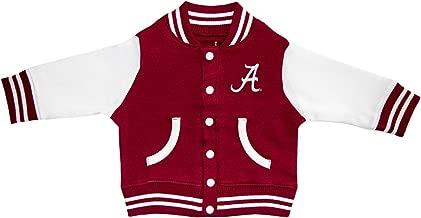 University of Alabama Crimson Tide Script A Varsity Jacket