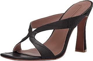 BCBGMAXAZRIA Women's INES Stiletto Mule Heeled Sandal
