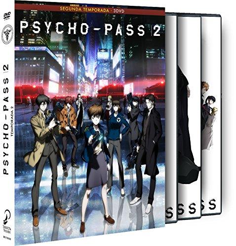 Psycho Pass Temporada 2 [DVD]