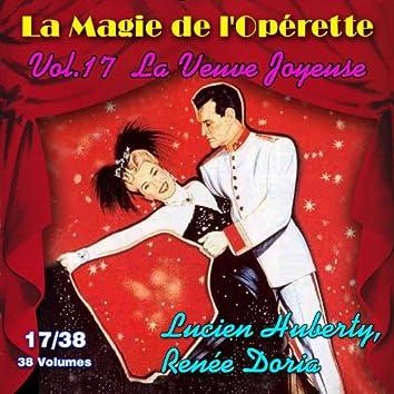 La Veuve Joyeuse - La Magie de l'Opérette en  38 volumes - Vol. 17/38