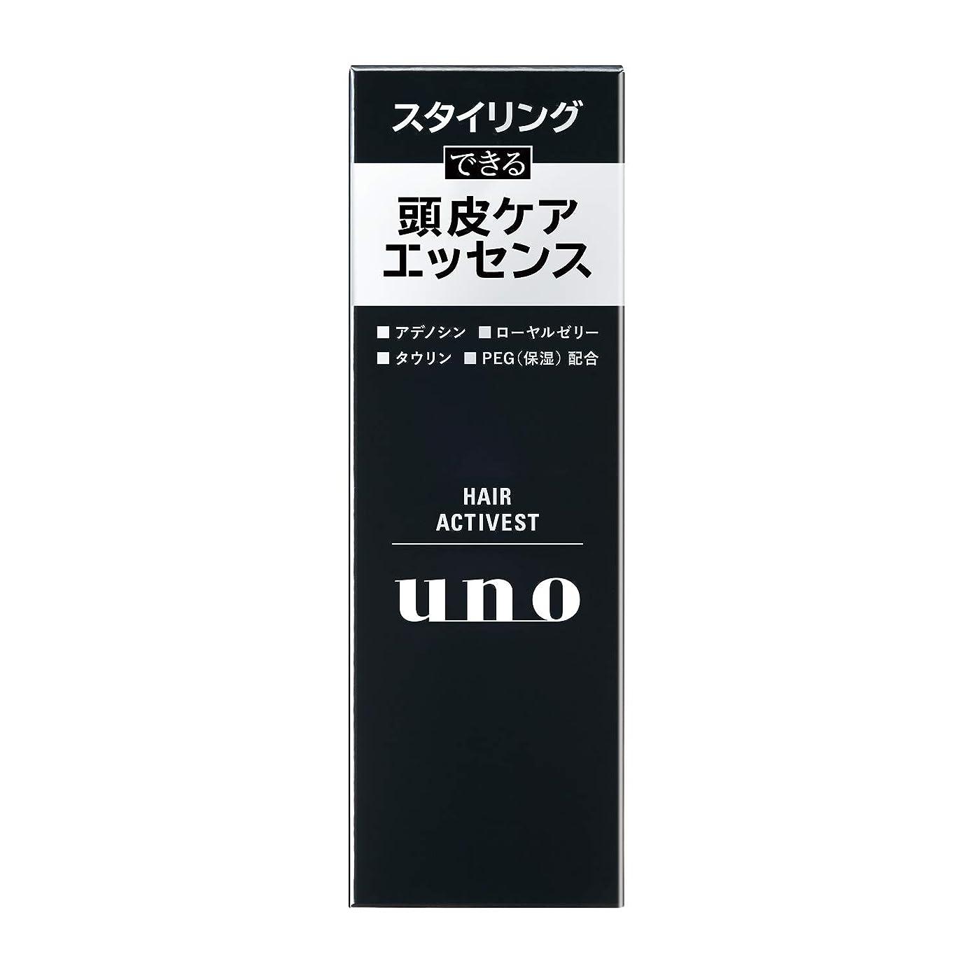 説明神秘的な塗抹ウーノ ヘアアクティベスト 100ml