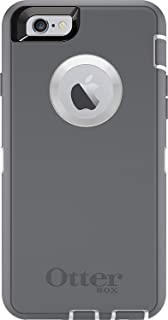OtterBox Defender Series for iPhone 6s and iPhone 6 (NOT Plus) Case only/No Holster - Non-Retail Packaging - Glacier