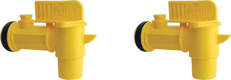 Vestil JDFT Plastic Industry No. 1 sale Manual Handle Jumbo Fits Dru 2