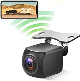 $59 » EWAY WiFi Wireless Backup Camera for iPhone and Android, Rear/Front View Camera for Car Truck SUV Pickup Trailer Van Rv Ca...