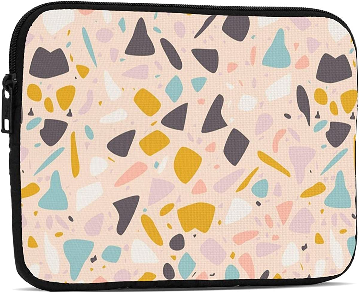 Terrazzo iPad Mini Case 5 Tablet Year-end annual account Sleeve quality assurance S Shockproof