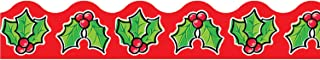 Trend Enterprises Inc. Holiday Holly Terrific Trimmers, 39 ft