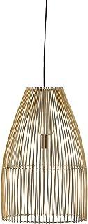 Els Banys 09070927 Lámpara de Techo Verdi Mimbre