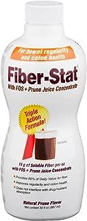 Fiber-Stat Liquid Fiber Supplement, Natural Prune - 30 oz