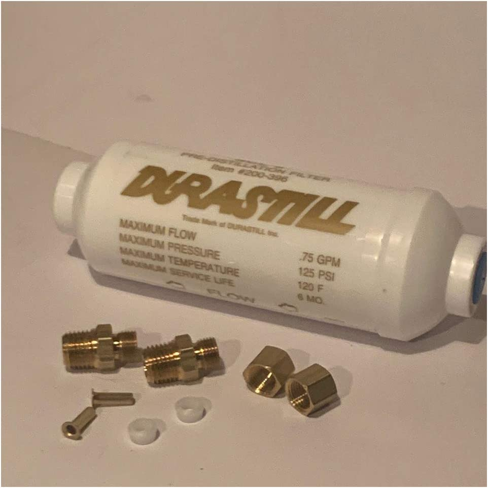 Durastill Gold High order Label Pre-Filter with scale hard wa Selling rankings inhibitor for