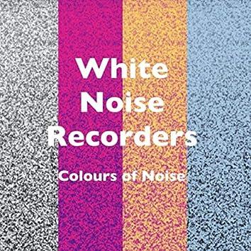 Colours of Noise