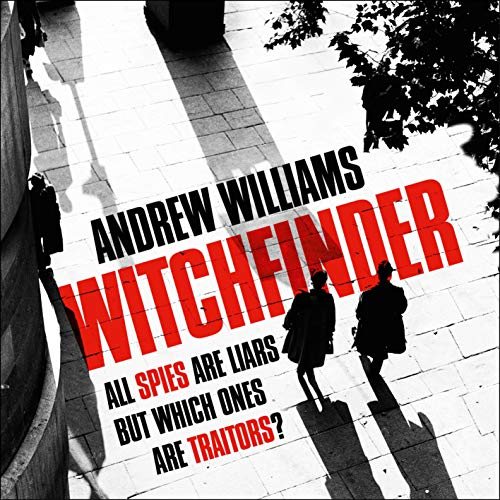 Witchfinder: A Cold War Spy Story