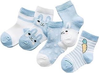 Amazon.es: bebe recien nacido - Calcetines / Calcetines y medias: Ropa