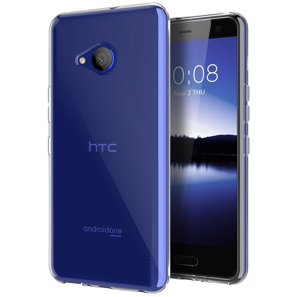 Gosento HTC U11 Life Funda TPU Case, Soft Flex Silicona Ultrafina Crystal Clear Carcasa Cover para HTC U11 Life (Transparente): Amazon.es: Electrónica