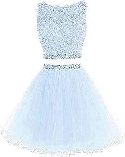 Best blue 2 piece homecoming dresses Reviews