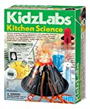 4M Kitchen Science Kit - DIY Chemistry Experiment Lab Stem Toys Gift for Kids & Teens, Boys & Girls...