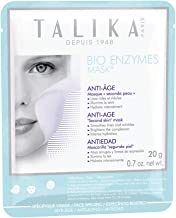 Bio Enzymes Anti-Aging Mask - Talika - Anti-Aging Face Mask - Biocellulose mask for mature skin - Anti-wrinkle mask - Second skin effect mask